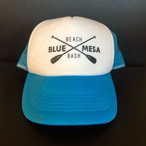 Trucker Hat • Blue Mess Beach Club